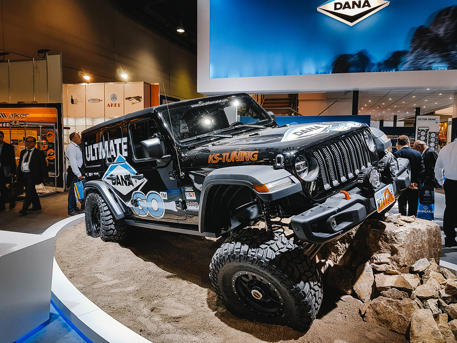 Tuning Offroad Jeep